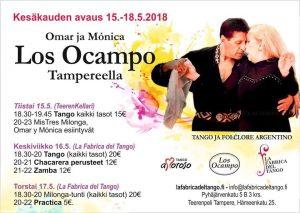 Los Ocampo Tampereella 15.-18.5.