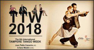 Tampere Tango Week 2018